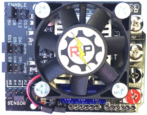 Robot Power Products - MegaMoto GT Motor Control Shield for