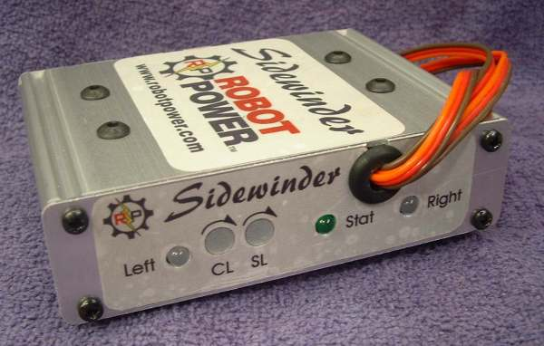 Robot Power Sidewinder