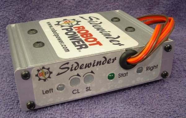 Robot Power Sidewinder