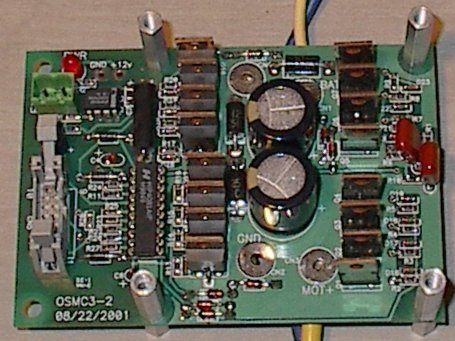 Robot Power Products - Open Source Motor Control (OSMC)